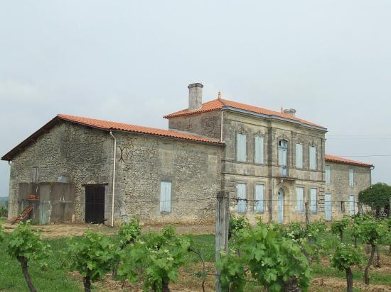 Naujan et Postiac, le château de Bernat.