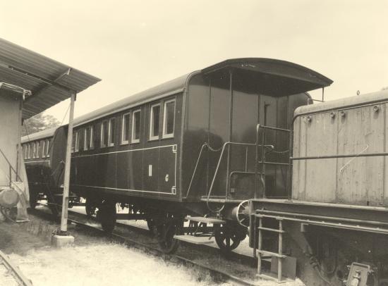 Guitres, le petit train touristique