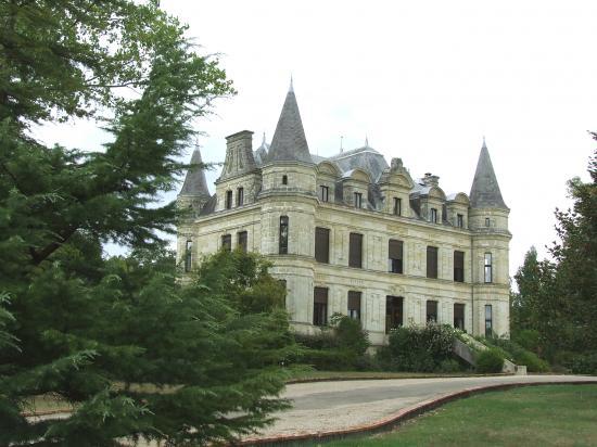 Camiac et Saint-Denis, le château de Camiac, 1834