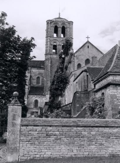 Vézelay, la basilique Sainte-Madeleine,