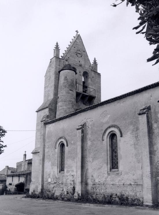 Frontenac, l'église Saint-Paul.