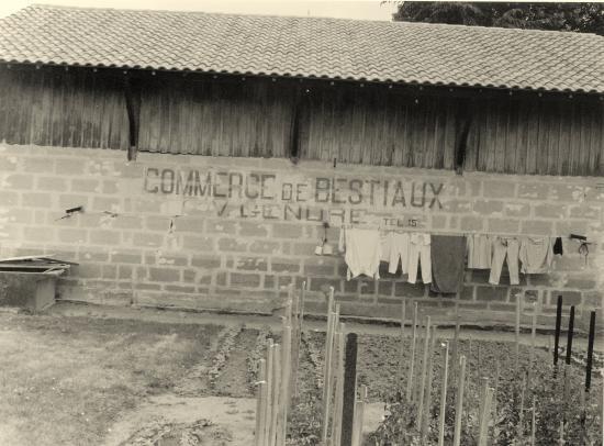 Guitres, un ancien affichage