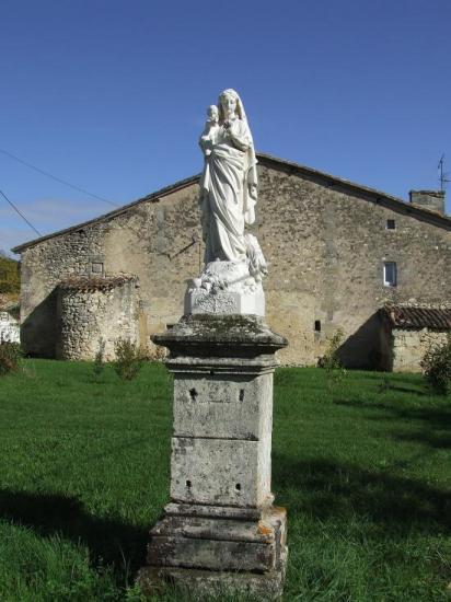 Baron, la Vierge à l'enfant