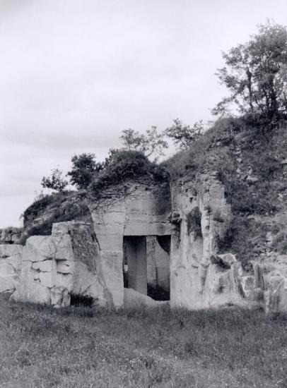 En Charente-Maritime, les carrières de Crazannes.