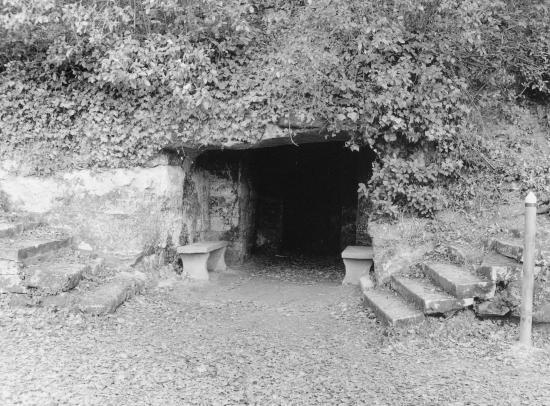 Saint-Hippolyte, les grottes Ferrand.