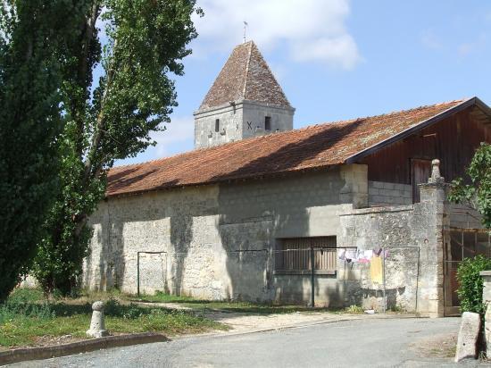 Camiac et Saint-Denis, un pigeonnier