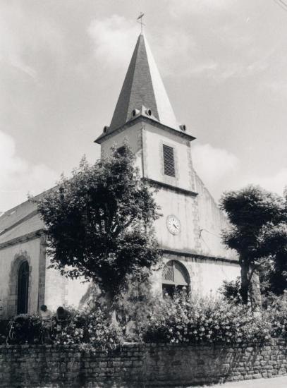Ile de Groix, l'église de Groix.