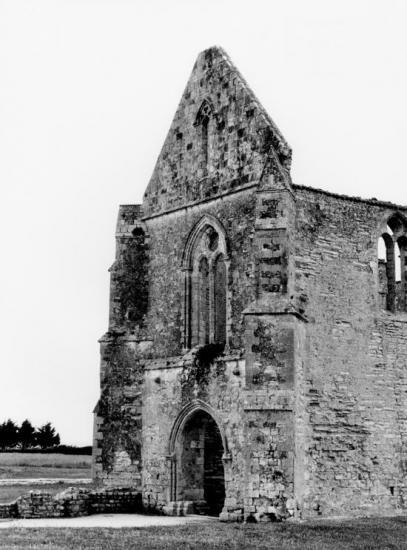 La Flotte, Notre-Dame-de-Ré, 12ème siècle.