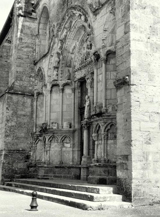 Saint-Emilion, la Collégiale