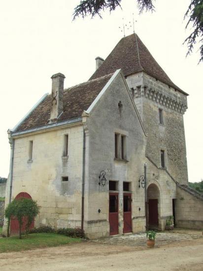 Montlau, le château de Montlau,