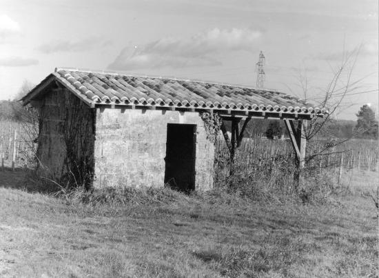 Maransin, une petite maison de vigne