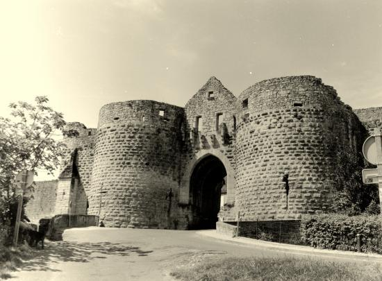 Domme, très belle fortification.