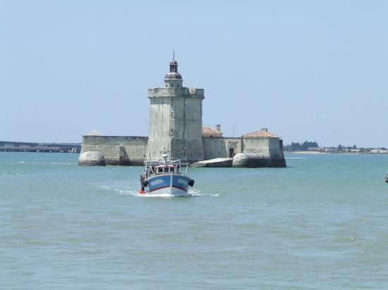 Bourcefranc-le-Chapus, le fort de Louvois.
