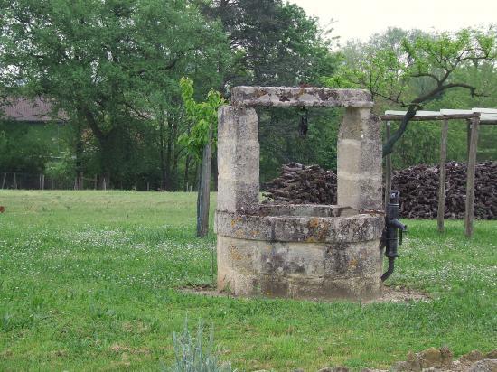 Naujan et Postiac, vers le château d'Arpaillan,