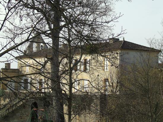 Lugaignac, une ancienne maison noble