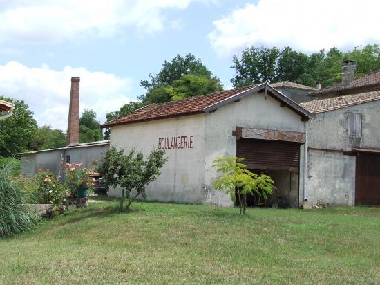Daignac, une ancienne boulangerie