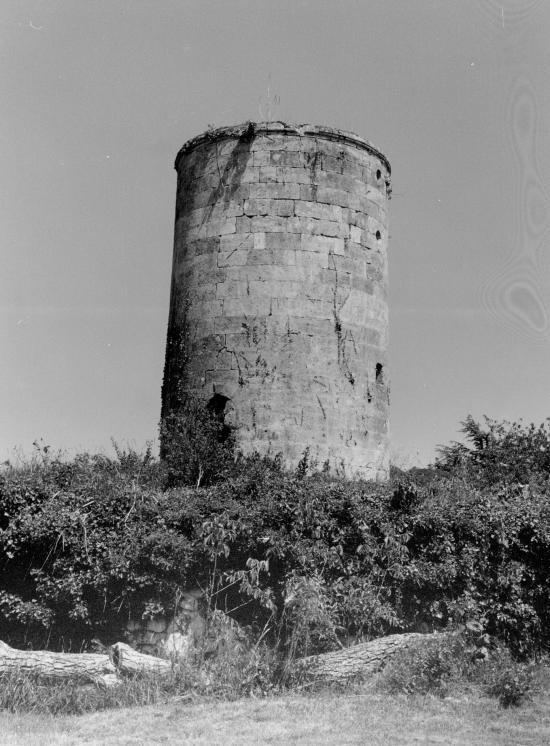 Nérigean, le moulin de Soulacre.
