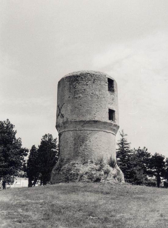 Herbignac, un moulin.