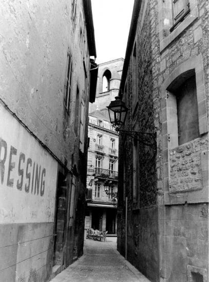 Sarlat, une autre ruelle.
