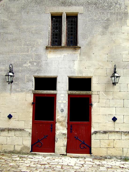 Moulon, le château de Montlau,