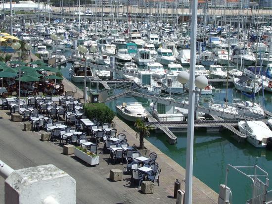 Royan, le port de plaisance,
