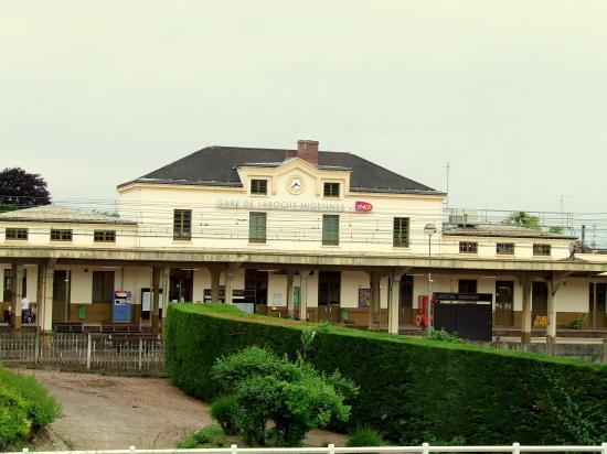 Migennes, la gare de Laroche-Migennes