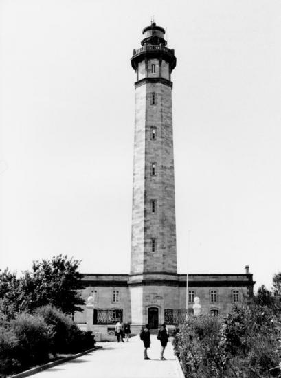Saint-Clément-les-Baleines, le phare des baleines,