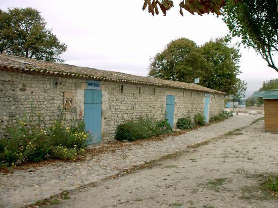 Talmont, des petites maisons d'artisans,
