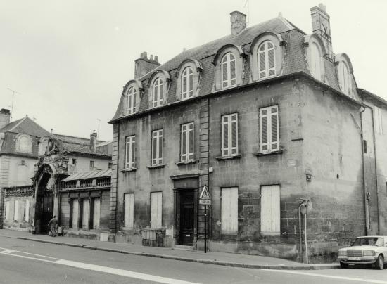 Libourne, la manufacture Vandebraude.
