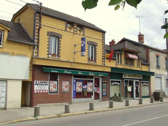 Migennes, le restaurant du Luxembourg,