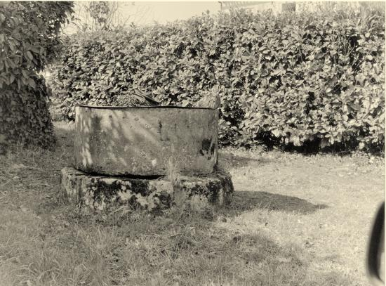 Savignac-de-l'Isle, un puits au lieu-dit Pichot,