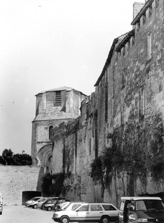 Saint-Emilion, les douves