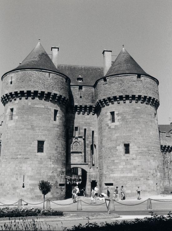 Guérande, la Porte Saint-Michel.
