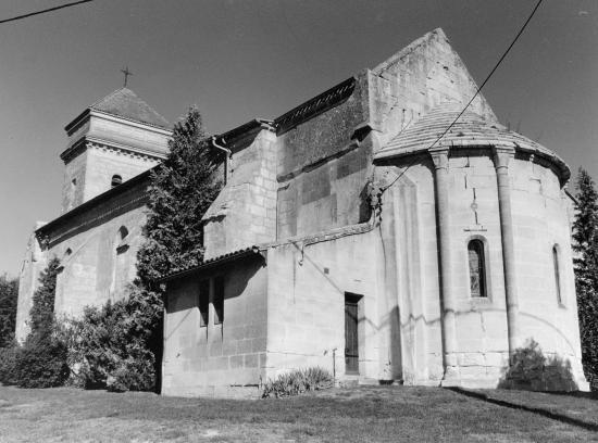 Saint-Germain-du-Puch, l'église Saint-Germain.