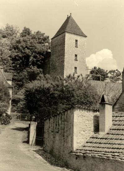Castelnaud-la-Chapelle, le châtelet.
