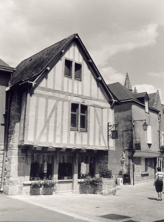 Guérande, la maison du potier