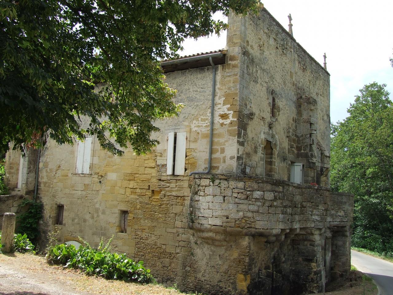 Espiet, le Moulin Neuf
